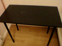 Argos Black Carly Desk