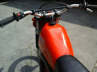 Vintage 1979 CR 250 Tank Wanted
