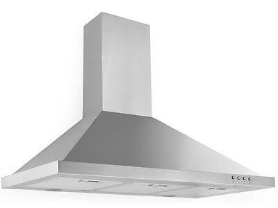 """New! 36"""" Stainless Steel Chimney Range Hood K1012A"""