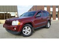 2007 Jeep Grand Cherokee LAREDO DIESEL **LEATHER-ROOF** City of Toronto Toronto (GTA) Preview