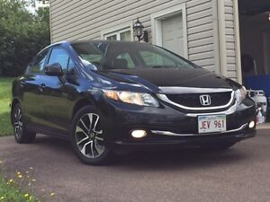2013 Honda Civic EX-SR Sedan, Remote Start, Winter Tires