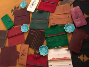 Hand Crafted Genuine Leather Purse / Wallet