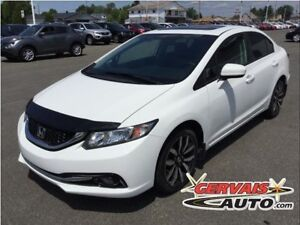 Honda Civic Touring GPS Cuir Toit Ouvrant MAGS 2014