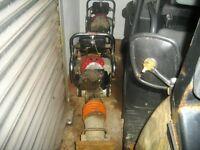bell RT50 Trench hammer honda engine x2