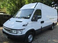 Iveco Daily 35c12 lwb HIGH ROOF 2006 REG 150,000 MILES 1 OWNER NO VAT