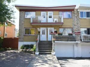 Triplex Lachine with 4 appartments (Open House 22 October)