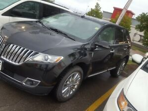 Finance possibly Available for 2015 Lincoln MKX Loaded Blk