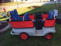 Six seater Bus for Daycare