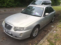 2005/05 ROVER 75 2.0 CDTi CONNOISSEUR SE, 5 speed manual, leather, alloys,ac,PAS,VERY NICE CAR