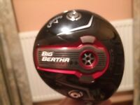 callaway Big Bertha Alpha 815