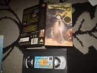 lord of the rings animated classic in box