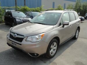 2015 Subaru Forester 2.5i Convenience at