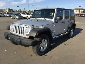 2012 Jeep Wrangler Unlimited 4WD SPORT UNLIMITED Finance $193 bw