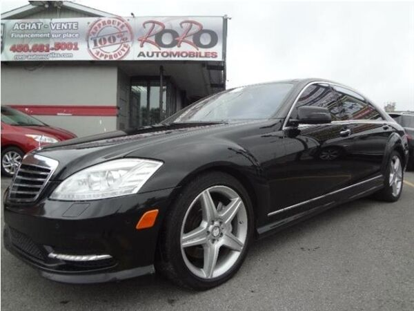 Used 2013 Mercedes-Benz S-Class