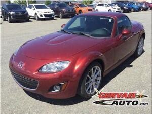 Mazda MX-5 GT Convertible Toit Rigide Cuir Automatique MAGS 2010