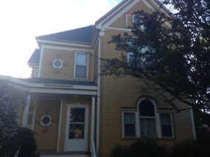 downtown Wolfville room for rent
