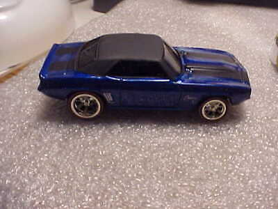 Hot Wheels Mint Loose Boulevard '69 Chevy Camaro with Real Riders