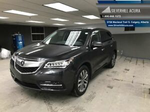 2014 Acura MDX Technology Package SH-AWD
