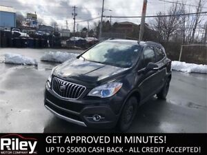 2014 Buick Encore STARTING AT $154.33