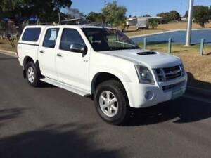 2009 Isuzu D-MAX LS-U Dual Cab Hermit Park Townsville City Preview