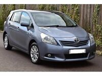 2010 60 Plate Toyota Verso 2.0 D-4D Diesel - Full Service History - ***FINANCE AVAILABLE***