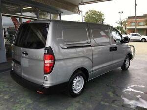 2012 Hyundai iLOAD TQ-V MY12 Silver 5 Speed Automatic Van Hamilton Newcastle Area Preview