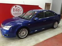 Ford Mondeo 2.2 TDCi ST (blue) 2007