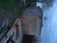 20x10 shed/workshop