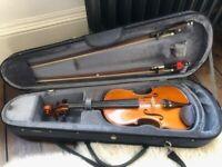 Yamaha 3/4 violin