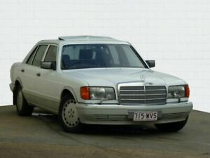 1988 Mercedes-Benz 560 SEL White 4 Speed Automatic Sedan Moorooka Brisbane South West Preview