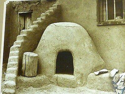 Taos New Mexico Adobe Chimney Pencil Signed Original Photograph by Chuck James