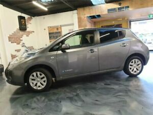 2013 Nissan Leaf ZE0 Grey Reduction Gear Hatchback Perth Perth City Area Preview