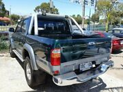 2004 Toyota Hilux VZN167R MY02 SR5 Green 4 Speed Automatic Utility Gepps Cross Port Adelaide Area Preview