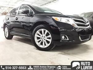 2013 Toyota Venza MAG/CUIRE/TOIT PANO/CAM/BT/COMME NEUF *91000km