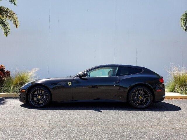 Image 3 Voiture Européenne d'occasion Ferrari FF 2013