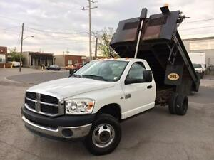 2007 Dodge Ram 3500 SLT DIESEL **DELL DUMP BOX**
