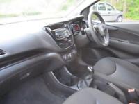 2015 Vauxhall Viva 1.0 Se 5dr 5 door Hatchback