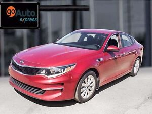 2016 Kia Optima LX SEDAN Accident Free