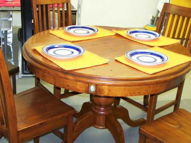 Irish Coast Reclaimed Wood Furniture Dining Tables And