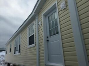 OWN NEW Modern Mini and land in the HRM! $461.97 bi-weekly!