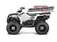 2 year warranty - 2015 Polaris Sportsman 570 EPS - White