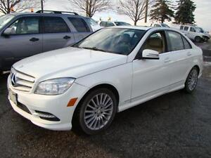 2011 MERCEDES BENZ - C250 * AWD * BLUE TOOTH * FULLY LOADED