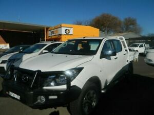 2016 Mazda BT-50 MY16 XT (4x4) White 6 Speed Automatic Dual Cab Utility Wellington Wellington Area Preview