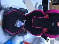 BRAND NEW GRACO JUNIOR MAXI CAR SEAT(PINK)