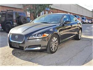 2012 Jaguar XF Luxury, NAVIGATION, NO ACCIDENT