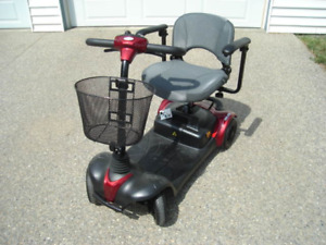 NEW UNIT - ON SPECIAL - CTM HS-295 PORTABLE SCOOTER