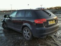 AUDI A3 2.0 TDI BKD CODE BREAKING FOR SPARES TEL 07814971951 HAVE FEW IN STOCK for sale  Birmingham, West Midlands