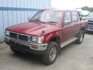 1996 Toyota Hilux SSR-X in great condition for Sale!