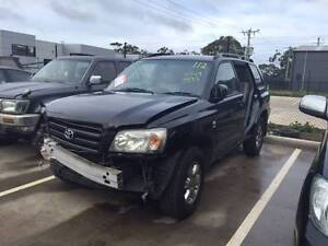 WRECKING 2004 Toyota Kluger Wagon Auto Dual Fuel *FOR PARTS ONLY* Werribee Wyndham Area Preview