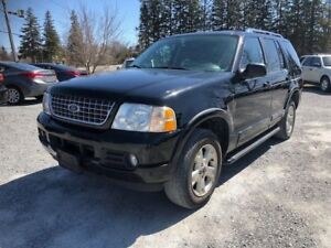 2003 Ford Explorer LIMITED LEATHER SUNROOF 4X4